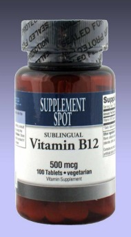 vitamin  b12 and dieting
