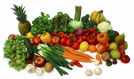 lose weight with vegetables